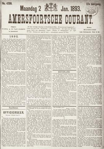Amersfoortsche Courant 1893