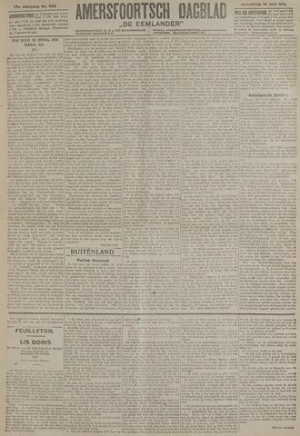 Amersfoortsch Dagblad / De Eemlander 1919-06-12