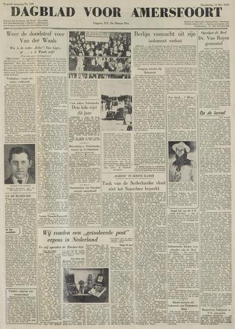 Dagblad voor Amersfoort 1949-05-12