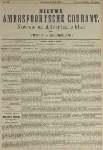 Nieuwe Amersfoortsche Courant 1893-07-12