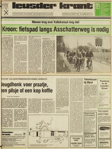 Leusder Krant 1983-03-24
