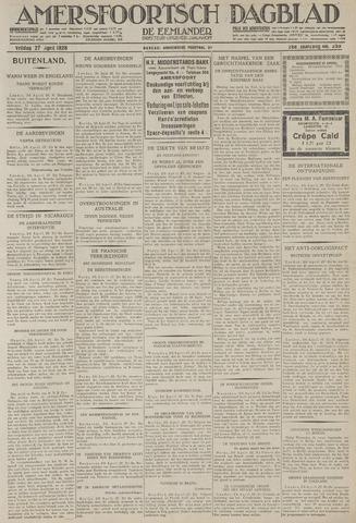 Amersfoortsch Dagblad / De Eemlander 1928-04-27