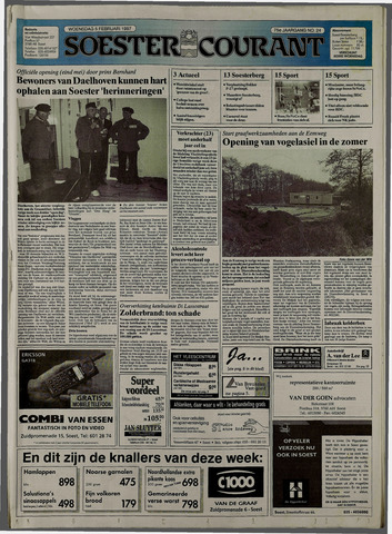 Soester Courant 1997-02-05