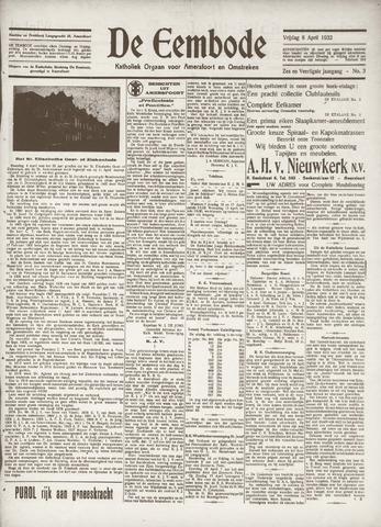 De Eembode 1932-04-08