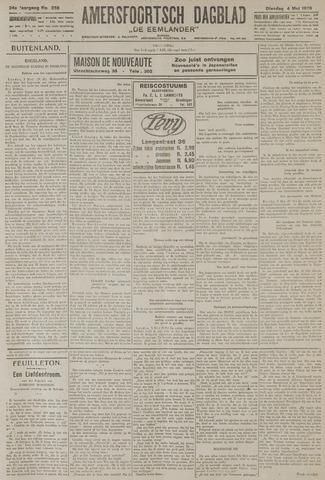 Amersfoortsch Dagblad / De Eemlander 1926-05-04