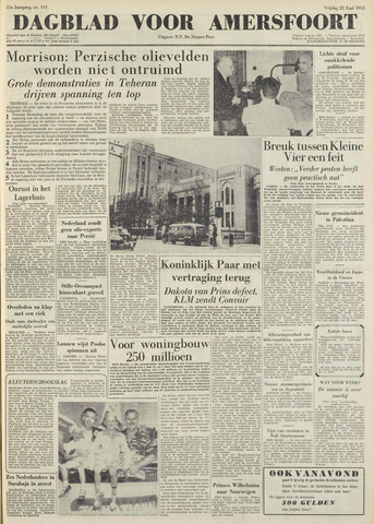 Dagblad voor Amersfoort 1951-06-22
