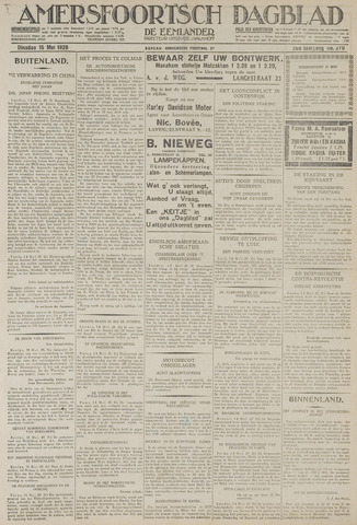 Amersfoortsch Dagblad / De Eemlander 1928-05-15
