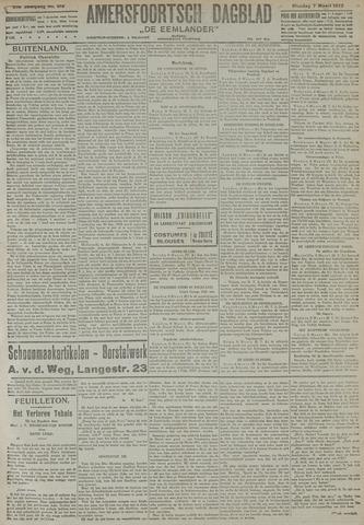 Amersfoortsch Dagblad / De Eemlander 1922-03-07