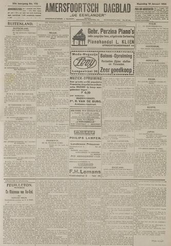 Amersfoortsch Dagblad / De Eemlander 1925-01-19
