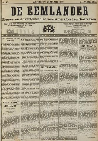 De Eemlander 1908-03-28