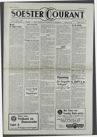Soester Courant 1954-04-13