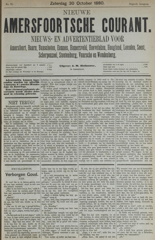 Nieuwe Amersfoortsche Courant 1880-10-30