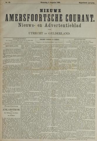 Nieuwe Amersfoortsche Courant 1890-08-06