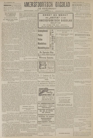 Amersfoortsch Dagblad / De Eemlander 1927-12-02