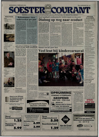 Soester Courant 2005-02-02