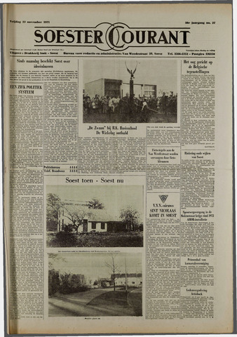 Soester Courant 1971-11-12