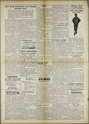 Soester Courant 1955-04-25