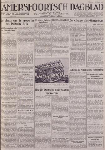 Amersfoortsch Dagblad / De Eemlander 1941-10-03
