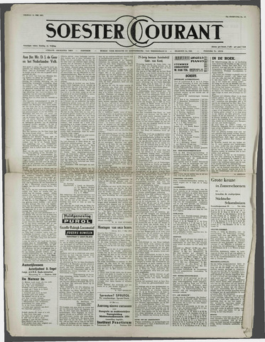 Soester Courant 1954-05-14