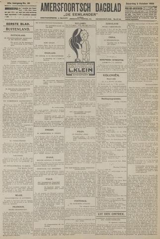 Amersfoortsch Dagblad / De Eemlander 1926-10-02