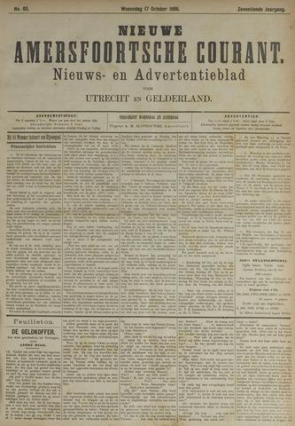 Nieuwe Amersfoortsche Courant 1888-10-17
