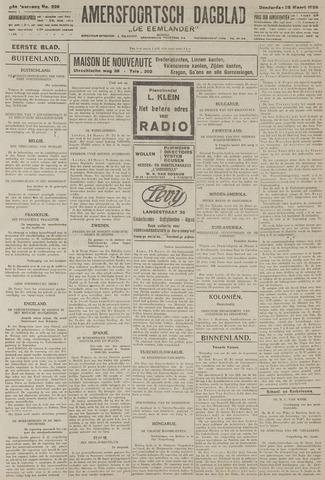Amersfoortsch Dagblad / De Eemlander 1926-03-25