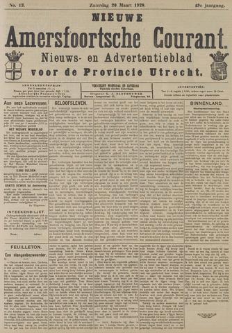 Nieuwe Amersfoortsche Courant 1920-03-20