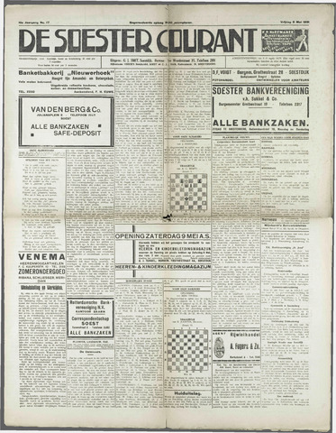 Soester Courant 1931-05-08