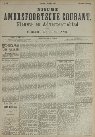 Nieuwe Amersfoortsche Courant 1887-10-01