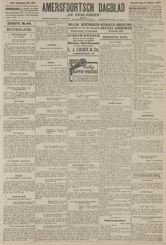 Amersfoortsch Dagblad / De Eemlander 1927-03-31