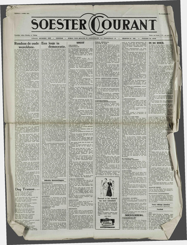 Soester Courant 1952-04-04