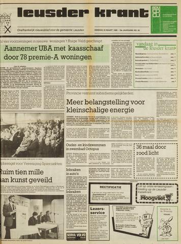 Leusder Krant 1988-03-22