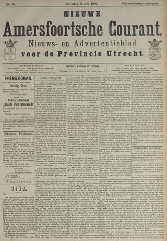 Nieuwe Amersfoortsche Courant 1896-07-11