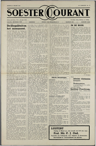 Soester Courant 1954-03-16