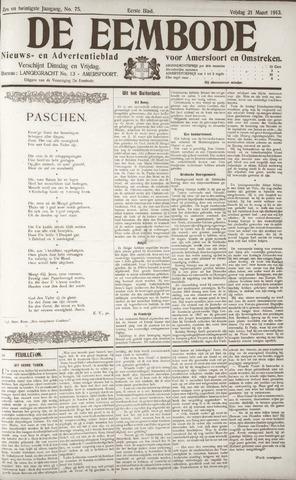 De Eembode 1913-03-21
