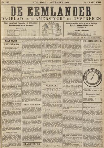 De Eemlander 1908-11-04