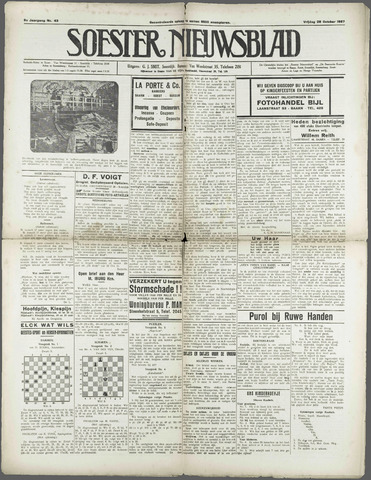 Soester Courant 1927-10-28