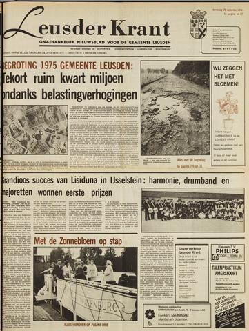 Leusder Krant 1974-09-26