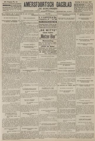 Amersfoortsch Dagblad / De Eemlander 1927-10-18