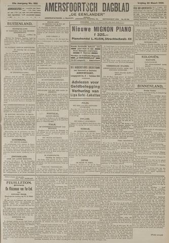 Amersfoortsch Dagblad / De Eemlander 1925-03-20