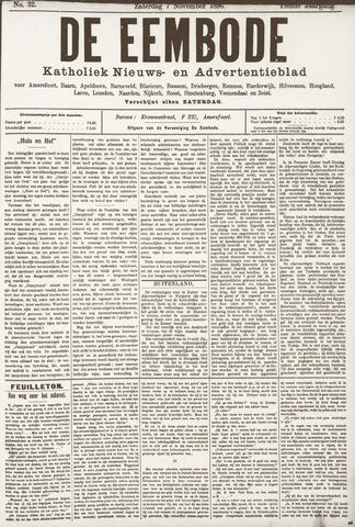 De Eembode 1896-11-07