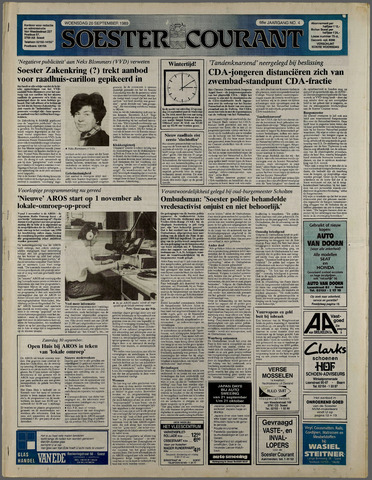 Soester Courant 1989-09-20