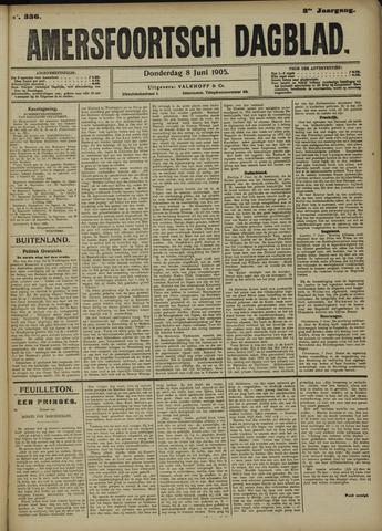Amersfoortsch Dagblad 1905-06-08