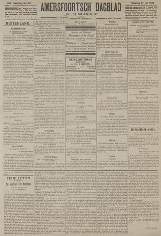 Amersfoortsch Dagblad / De Eemlander 1926-07-27