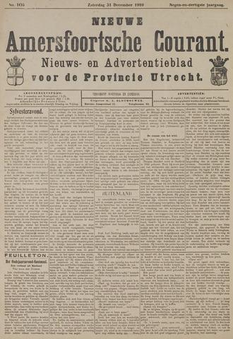 Nieuwe Amersfoortsche Courant 1910-12-31