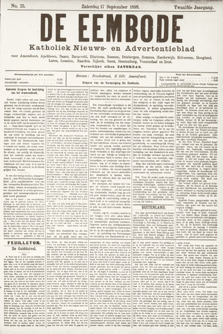 De Eembode 1898-09-17