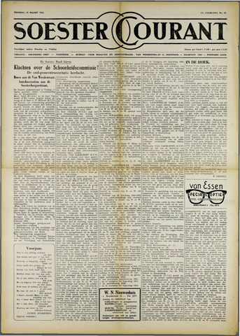 Soester Courant 1955-03-29