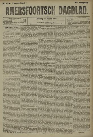 Amersfoortsch Dagblad 1908-03-31