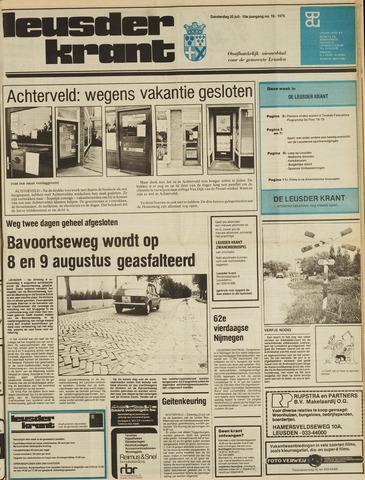 Leusder Krant 1978-07-20