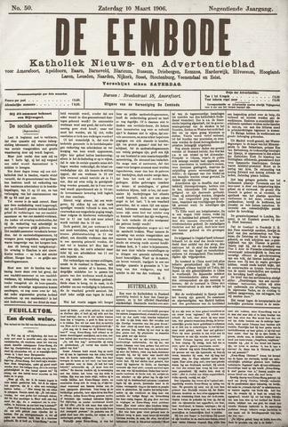 De Eembode 1906-03-10